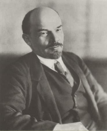 Entrevista de John Reed a Lenin